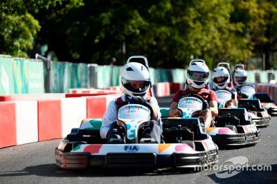 FIA Karts Juegos Olímpicos de la Juventud