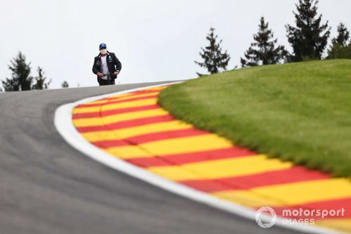 F1 Belgian GP Live Commentary and Updates - FP1 & FP2