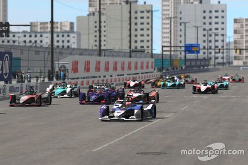 Formula E: Race at Home Challenge - Round 2