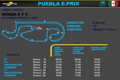 ePrix de Puebla I