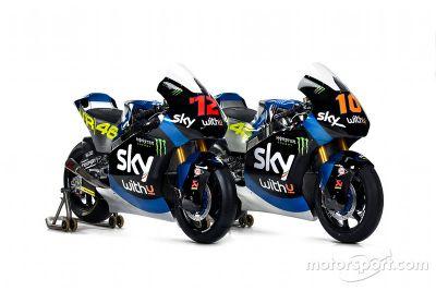 Presentaión Sky Racing Team VR46