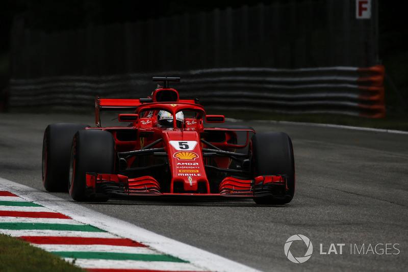 1 місце — Себастьян Феттель (Німеччина, Ferrari) — коефіцієнт 2,37