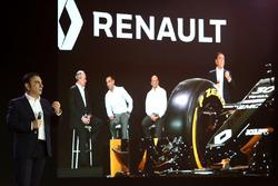 Carlos Ghosn, Chairman of Renault
