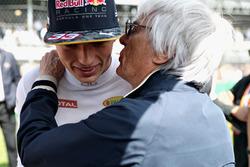 Max Verstappen, Red Bull Racing y Bernie Ecclestone