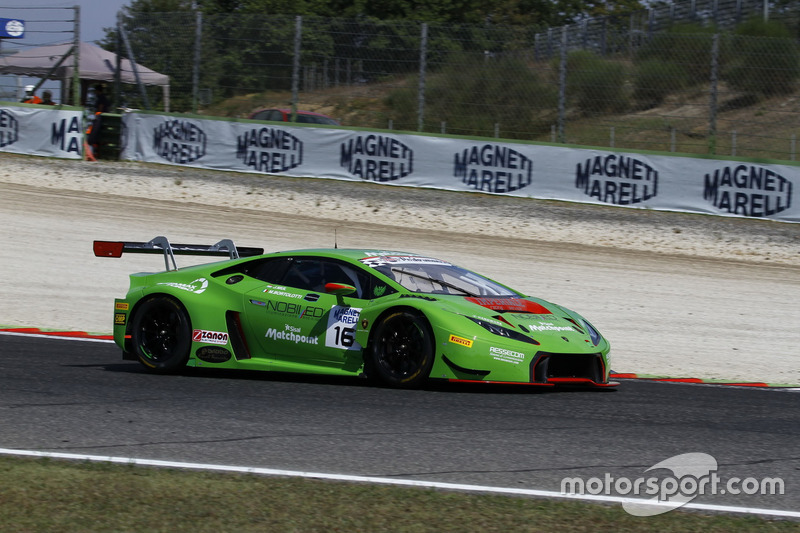 Lamborghini Huracan S.GT3 #16, Imperiale Racing, Bortolotti-Mul