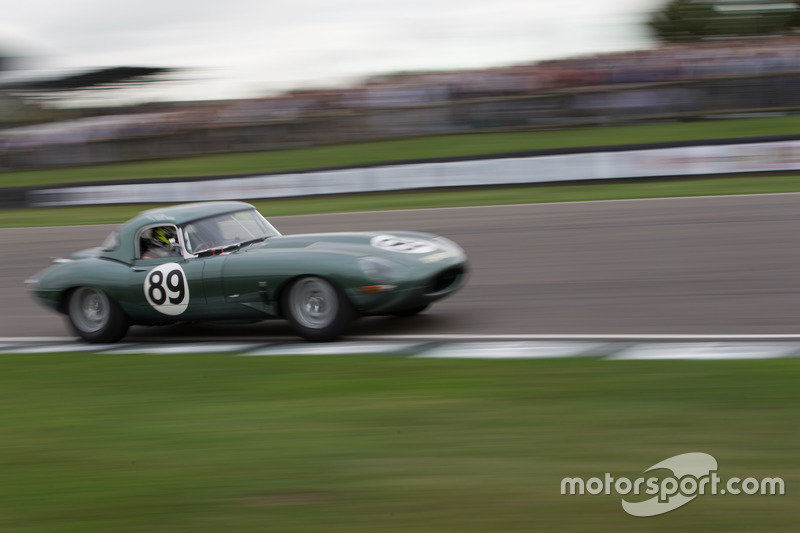 Jaguar E-Type FHC - 1963 - Gordon Shedden