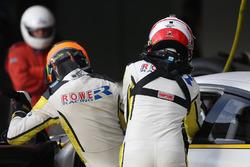#98 Rowe Racing, BMW M6: Stef Dusseldorp, Nick Catsburg