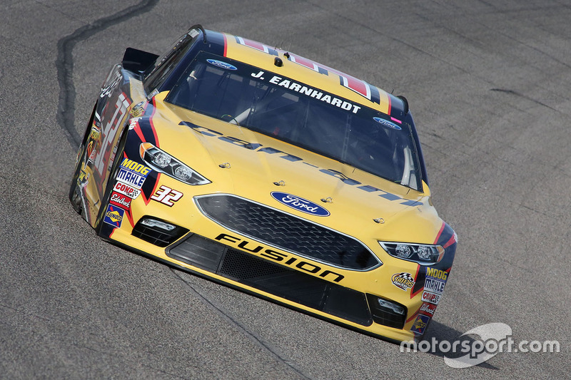 Jeffrey Earnhardt, Go Green Racing Ford