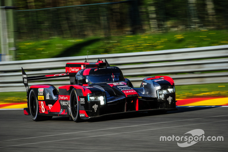 2016 : Audi Sport Team Joest