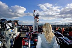 Marcel Fassler, Audi Sport Team Joest celebrates