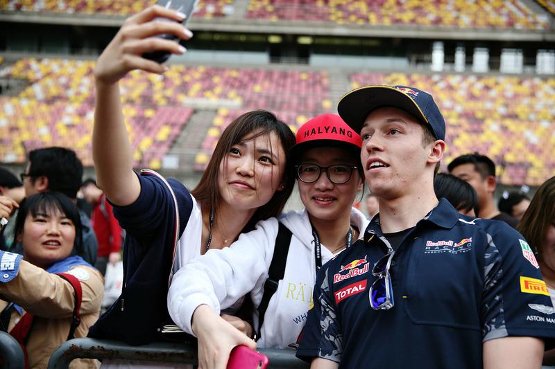 Апрель 2016 года. Гран При Китая