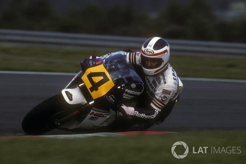 1985 - Freddie Spencer, Honda