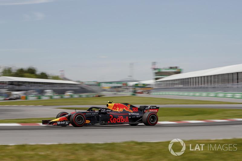 Gran Premio de Canadá-Max Verstappen