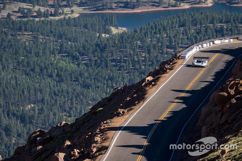 #94 Ромен Дюма, Volkswagen I.D. R Pikes Peak