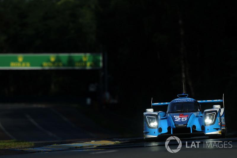 19. LMP2: #25 Algarve Pro Racing, Ligier JSP217 Gibson