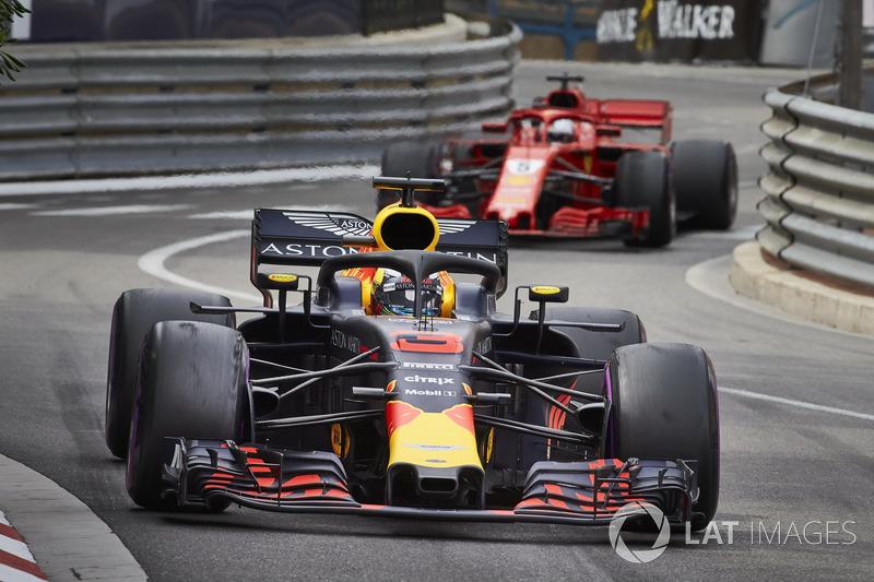 2018, GP Monaco: Zege zónder MGU-K