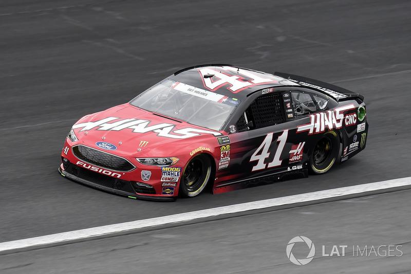 16. Kurt Busch, Stewart-Haas Racing, Ford Fusion Monster Energy