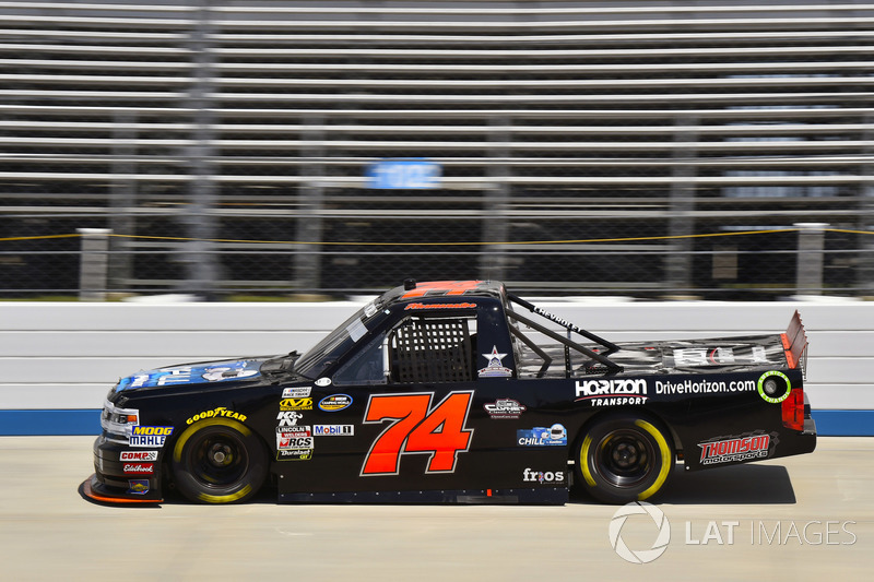 Jim Ellis Chevrolet >> 2018 Camping World Truck Series - #74 - RuRa Message Board