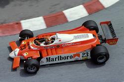 Bruno Giacomelli, Alfa Romeo 179