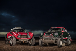 MINI John Cooper Works Rally и MINI John Cooper Works Buggy