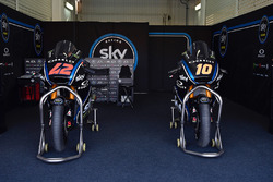 Bikes of Francesco Bagnaia, Sky Racing Team VR46, Luca Marini, Sky Racing Team VR47