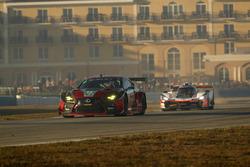 #15 3GT Racing Lexus RCF GT3, GTD: Jack Hawksworth, David Heinemeier Hansson, Sean Rayhall, #7 Acura Team Penske Acura DPi, P: Helio Castroneves, Ricky Taylor, Graham Rahal