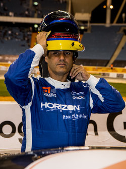 Juan Pablo Montoya of Team Latin America