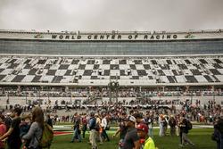 Fans at Pre-Race