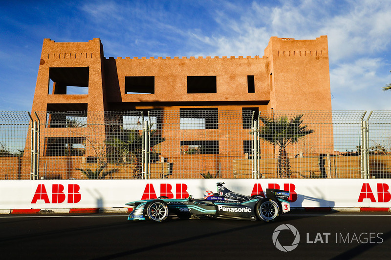 9. Nelson Piquet Jr., Jaguar Racing