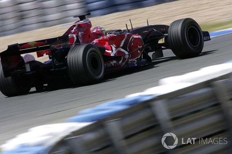 2006. Toro Rosso STR01 Cosworth