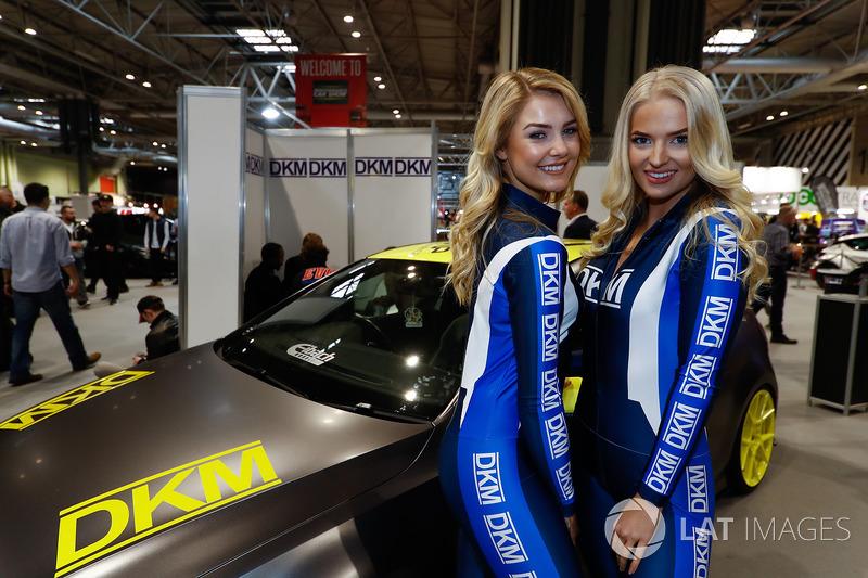 DKM Promotional models