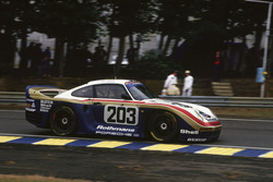 Рене Метж, Клод Альди, Кес Нироп, Porsche 961