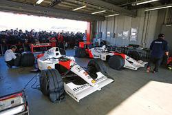 Monoposto McLaren F1