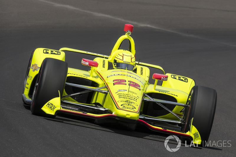6. Simon Pagenaud, Team Penske, Chevrolet