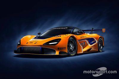 Revelanción McLaren 720S GT3