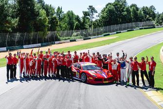 Ferrari Challenge at Road Atlanta