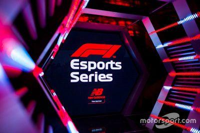 F1电竞全球系列赛