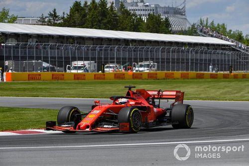 LIVE F1 - Le GP du Canada en direct