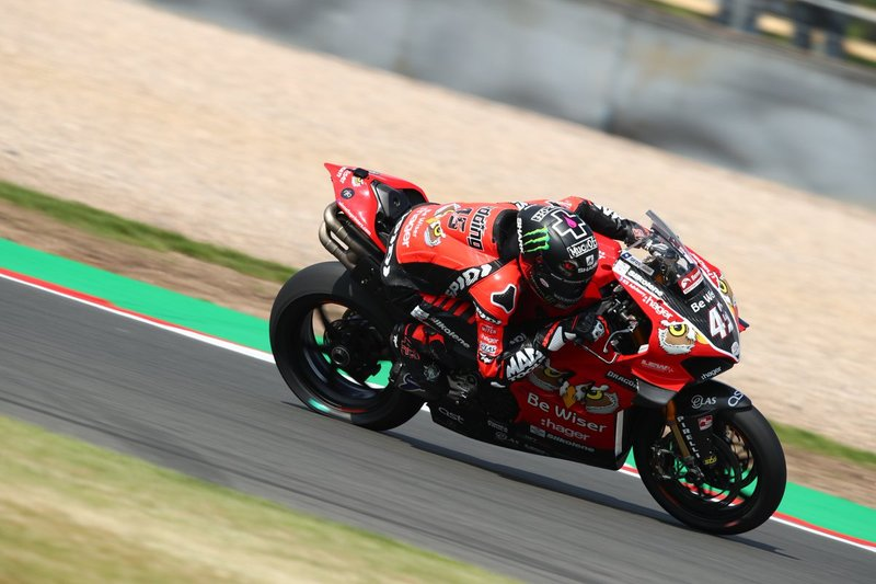 British Superbike : Donington
