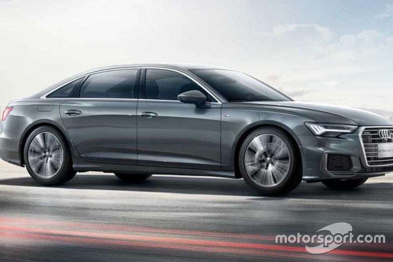 Audi A6L 2019 року