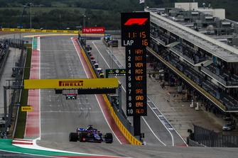 Шон Гелаель, Scuderia Toro Rosso STR13