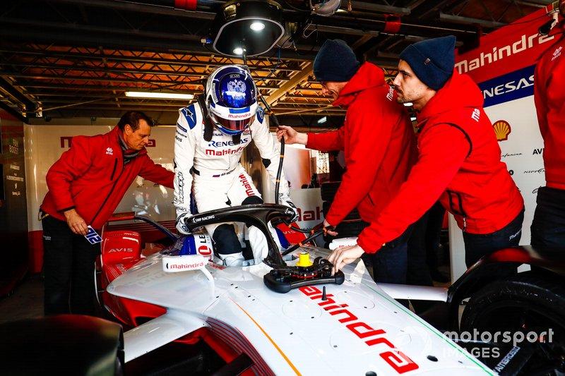 Сергей Сироткин, Mahindra Racing, M5 Electro