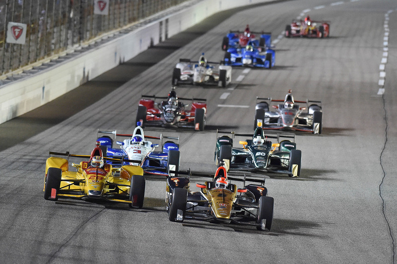 Ripartenza: James Hinchcliffe, Schmidt Peterson Motorsports Honda al comando