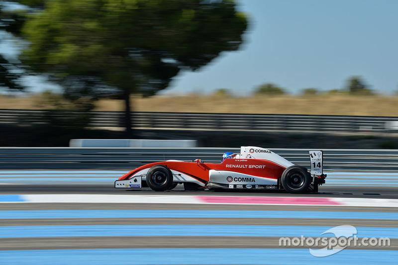 Will Palmer, R-ace GP
