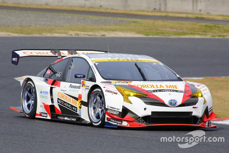 #30 Apr Toyota Prius Apr GT: Hiroaki Nagai, Kota Sasaki