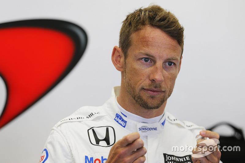 Jenson Button vor dem Aus bei McLaren?