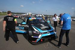 Stefano Comini, Maxime Potty, Team WRT, VW Golf TCR