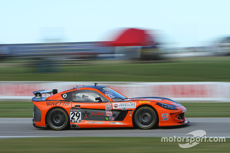 #29 Performance Ginetta GT4: Harry Gottsacker