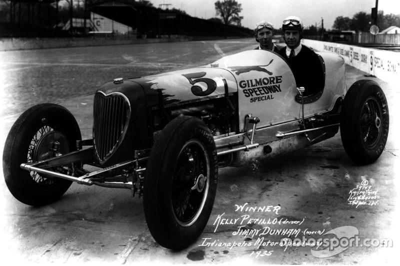 1935 - Kelly Petillo, Wetteroth