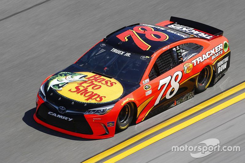 #78 Martin Truex Jr. (Furniture-Row-Toyota)